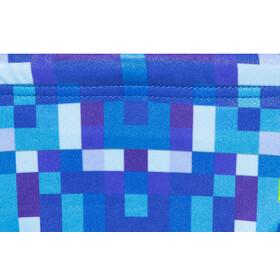 Turbo Pixels Bikini Dam blå